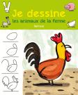 Je dessine les animaux de la ferme avec Barroux
