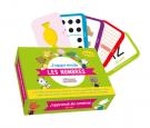 Jeux de cartes : J'apprends les nombres, dès 3 ans