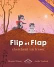 Flip et Flap cherchent un trésor - version gros caractères