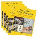 Lot spécial école - Les Fables de La Fontaine (20titres)