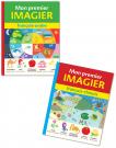 Lot Mes premiers imagiers: français-arabe et français-chinois (2titres)