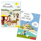Lot Ma balade à Versailles - Mont-Saint-Michel (2 titres)