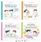 Lot Petites histoires mathématiques (4titres)