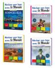 Lot Réviser son bac avec Le Monde, version augmentée - Terminale sérieES (4titres)