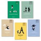 Les Petits Guides de la langue française LeMonde, vol. 21 à 25