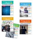 Lot Réviser son bac avec Le Monde - Terminale sérieS (5titres)