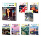 Lot Réviser son bac avec Le Monde, version augmentée - spécial établissement (8 titres)