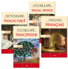 Lot Les Thématiques «Littré» (4titres)