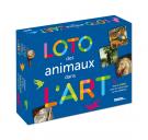 Loto des animaux dans l'art