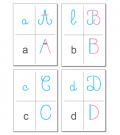 La frise facilécriture : des lettres et des chiffres pour la classe