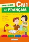 Mon cahier de français CM1
