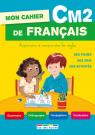 Mon cahier de français CM2