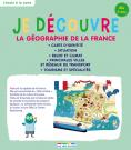 Je découvre la géographie de la France, dès 6 ans