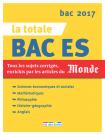 La Totale - Bac ES 2017