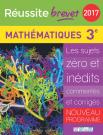Réussite brevet 2017 - La Compil Mathématiques