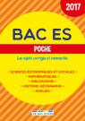 Bac ES Poche - 2017