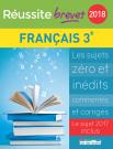 Réussite brevet 2018 - Français
