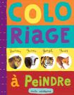 Coloriage à peindre : La savane, la ferme, la jungle, la forêt