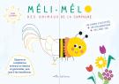 Méli-Mélo des animaux de la campagne