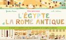 Mini-panoramas : L'Égypte et la Rome antique