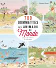 700 gommettes des animaux du monde