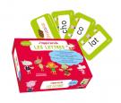 Jeux de cartes : J'apprends les lettres, dès 4 ans