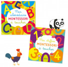 Lot Apprentissages Montessori (2 titres)
