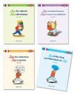 Lot Mes premières lectures bilingues (4titres)