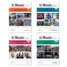 Lot Le Monde Sup' (4 titres)