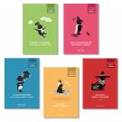 Les Petits Guides de la langue française LeMonde, vol. 16 à 20