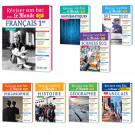 Lot Réviser son bac avec Le Monde 2017 - spécial établissement (8 titres)