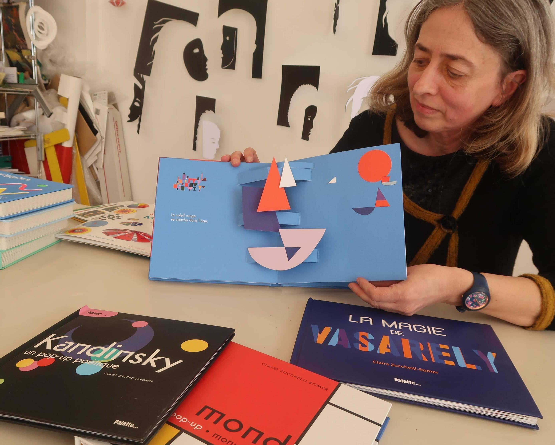 Claire Zucchelli-Romer